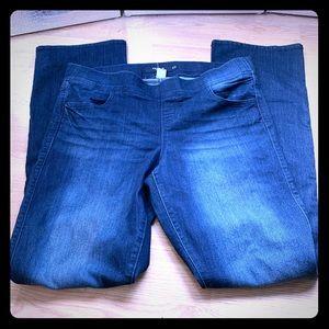 Torrid Pull on Jeans Skinny Jeggings Size 1X or 10